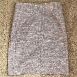 BANANA REPUBLIC / pencil skirt